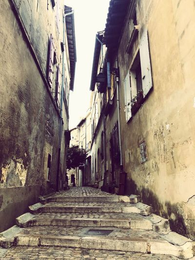 Architecture Building Exterior Built Structure Building The Way Forward Direction Day Alley Narrow Street City Wall Outdoors