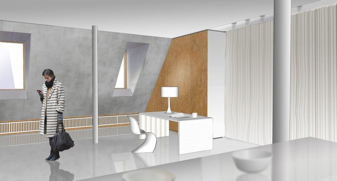 Architecture Visualization 3d Sketchup Mywork