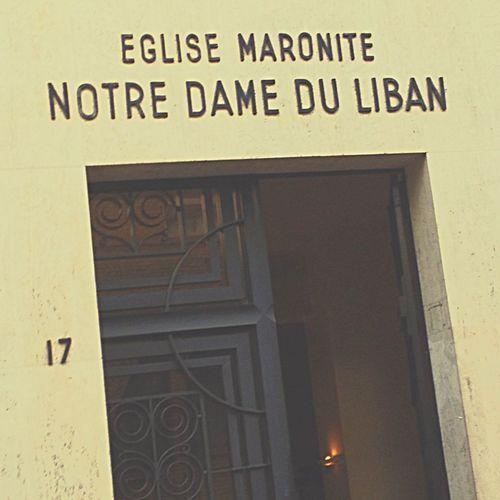 Architecture Wall Paris Lebanon Enjoying Life