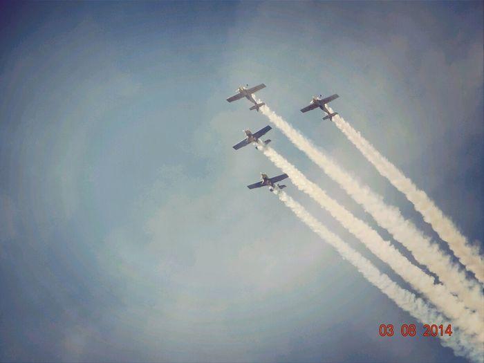 Memorise Mazury Air Show