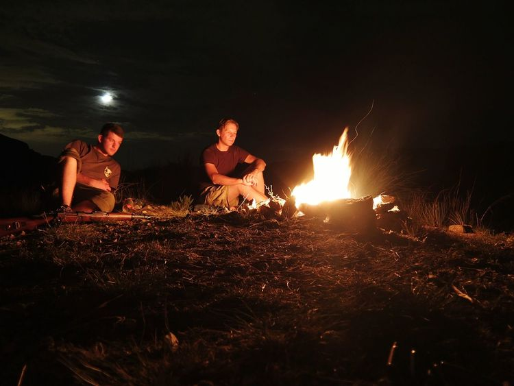 THESE Are My Friends Outdoors Campfire Full Moon Relaxing Naturelovers Nightlife Outside GetOutThere Getoutside
