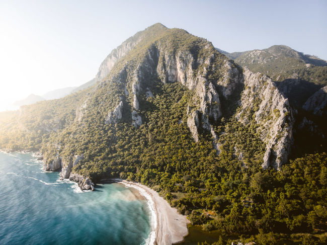 Olympos, Kumluca, Turkey DJI X Eyeem Drone  Mediterranean  Turkey Turkish Riviera Aerial Photography Aerial View Bay Blue Sky Blue Water Day Dronephotography Flying Forest Landscape Lycianway Mountain Nature Olympos Outdoors Paradise Scenics - Nature Sea Tropical çıralı