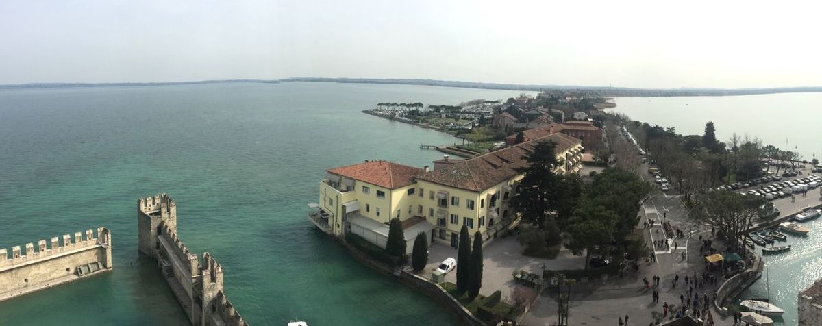Sirmione Lago Di Garda Italy Castel From Top To Bottom Relaxing Hello World Taking Photos Enjoying Life
