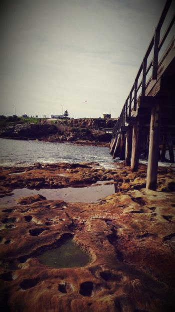 Built Structure Bridge - Man Made Structure Water Outdoors Taking Photos Sydney, Australia La Perouse