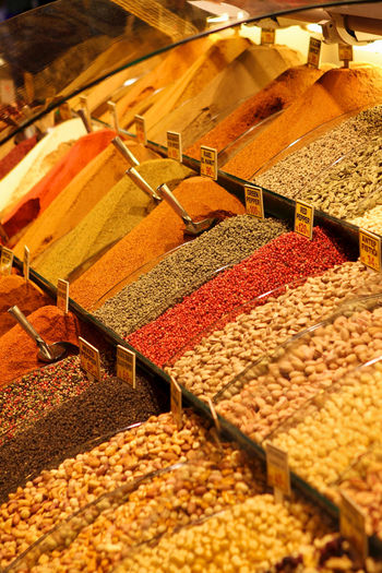 Spice Bazaar in