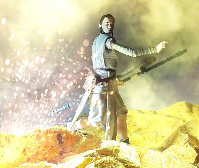Rey.. !! Actionfigurephotography Toygallery Toygroup_alliance Starwars TheForceAwakens Starwarstoyfigs Rey