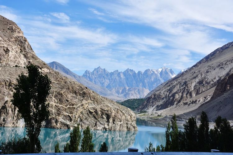 Check This Out Nikon D7200 PhotoGraphy Amazing View Beautiful Landscapes Attabadlake Hunza Valley Pakistan My Beautiful PAKISTAN.❤️