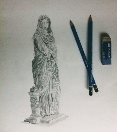 Blackandwhite Love Drawing Art