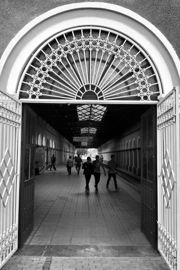 The Gate Discover Your City Monochrome Getting Inspired Old Train Station