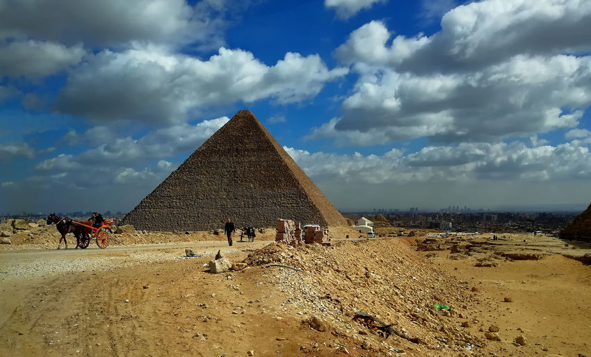 Pyramid Cloud -