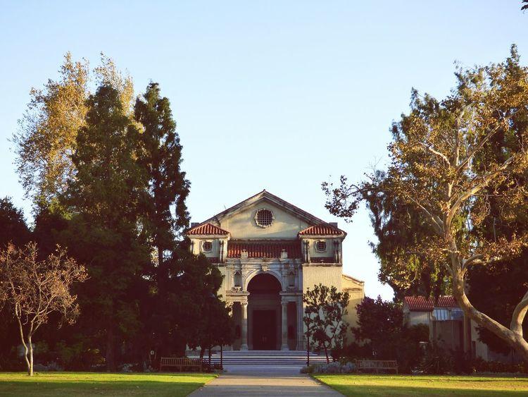 Pomona College Claremont Claremont Colleges Sunset_collection Panasonic Lumix