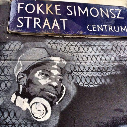 Streetart Street Art Street Art/Graffiti Amsterdam