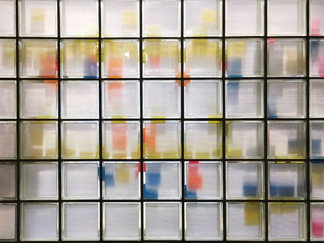 In A Row Multi Colored Backgrounds Post Its Office Productivity Creativity