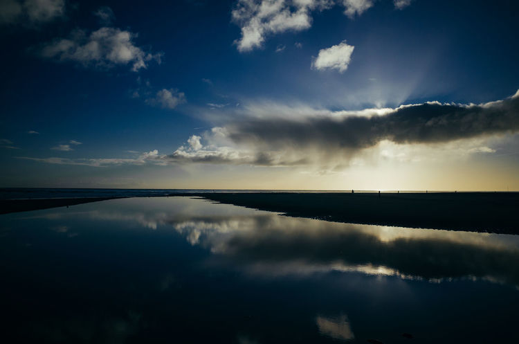 Nature Nature Photography Beauty In Nature Cloud - Sky Day Idyllic Lake Nature No People Outdoors Reflection Scenics Sky Tranquil Scene Tranquility Water Waterfront