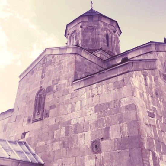 A heart pounding ancient church