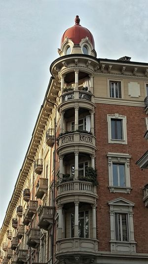 Historical Building Turin Architecture_collection My City Waiting At The Traffic Light Lookingup Urban Taking Photos From The Car Window Street Photography