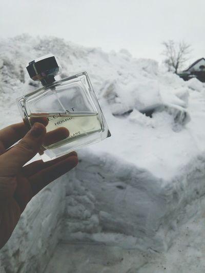 Божественно черный снег с: