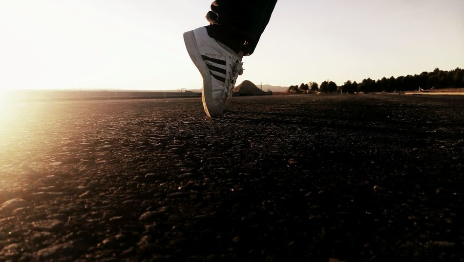 Low Section Motion Healthy Lifestyle Competition Sport Human Body Part One Person Outdoors Adidas Originals Challenge Adult Sky Day Sports Clothing Adults Only Ballet Dancer Dance Dancer Golden Hour Human Leg Close Up Shot Standing Sneakers White Old School AI Now