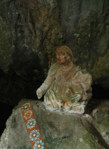 Pictures from Camigliano (Caserta, Italy) Archangel Michael Cave EyeEm Nature Lover Geology Grotta Light And Shadow Natura Natural Beauty Nature Paintings Religion Religion And Tradition San Michele Sculptures Second World War