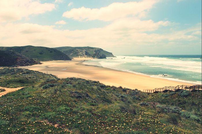 Beach Enjoying Nature Beachphotography Portugaloteuolhar