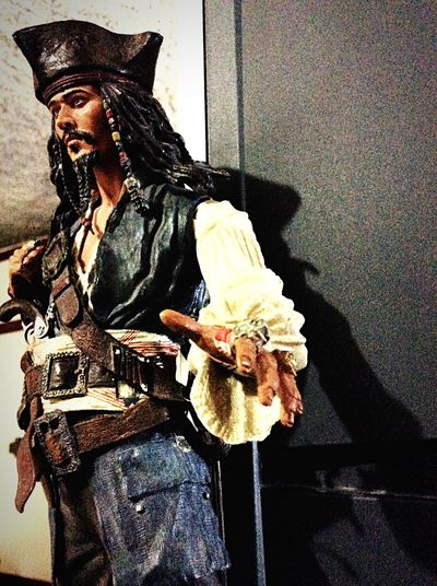 Captain Jack Sparrow... FavToyEver Piratesofthecaribbean PirateObssesion