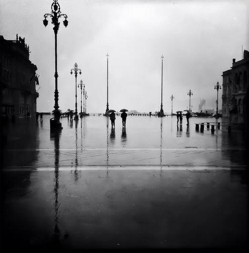 November Showcase: November Mobilephotography Hipstamatic Urban Rain Landscape Blackandwhite IPhoneography The Great Outdoors - 2016 EyeEm Awards