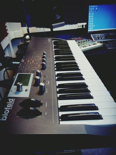 Music Is My Life Musical Instrument Music Musician Synthesizer