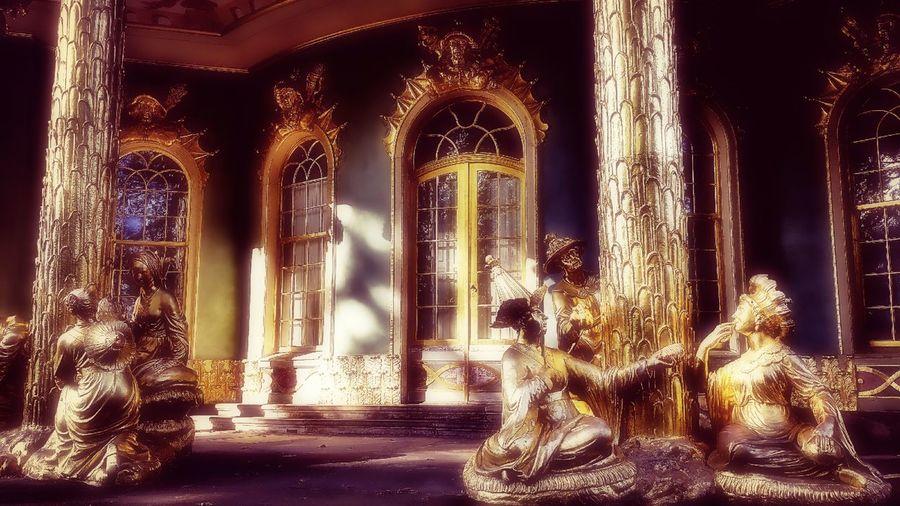 Ein zauberhaftes Wochenende 💕 a charming weekend Potsdam Park Sanssouci Teehaus Travel Destinations Architecture No People Window