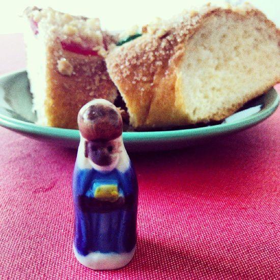 🎄Dia De Reyes 5 Enero 2014 Cabalgata Castalla SPAIN Roscon Chocolate Baltazar Rey -magoNice Cute Niños Regalos Feliz Fiestas Navidad Frio 😚