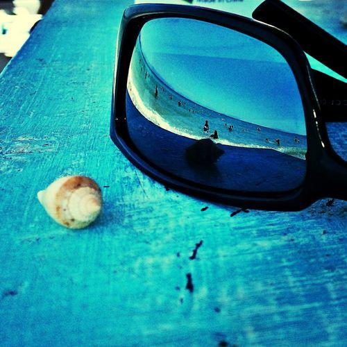 Και στο βάθος θάλασσα... Sea Blue Greece Summer