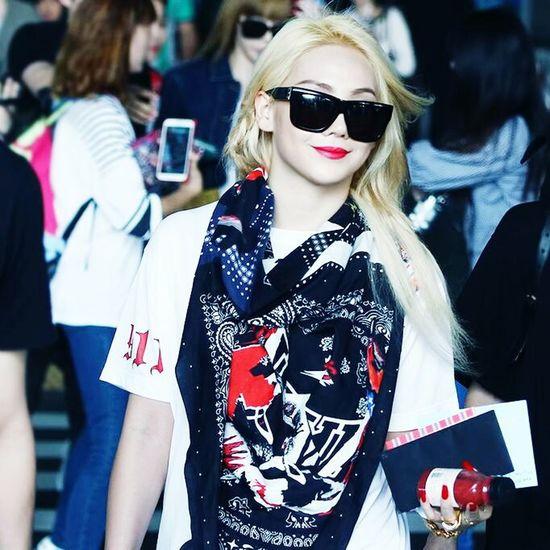 Kpop Chaelin 2NE1 First Eyeem Photo Nappeungizibe LeeChaelin Lee Chaerin Chaerin Blackjack My Edit