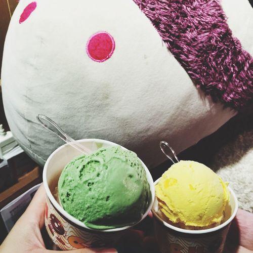 Late Night Treat Ice Cream Time