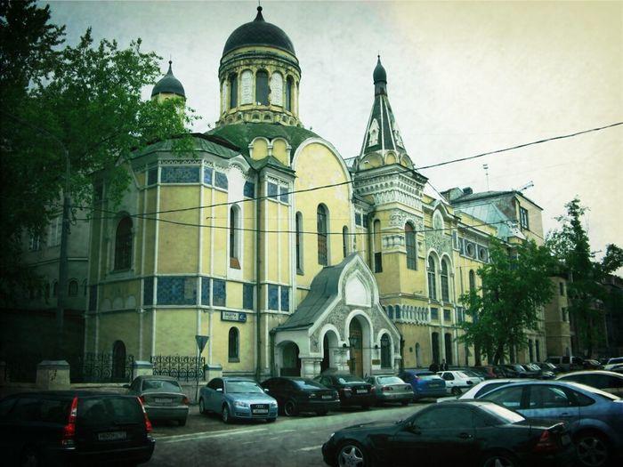 Historical Building ул.Зацепа