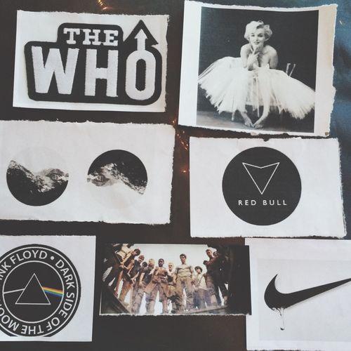 The Who RedBull Pinkfloyd Nike✔ Themazerunner