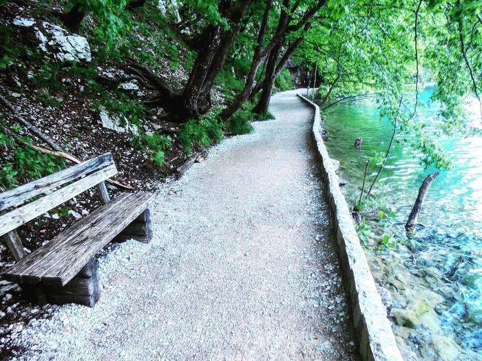 Plitvice lakes,