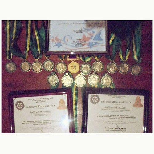 Thank you for the support! :) -Recognition Day 2013-2014. Blessed  ClassSalutatorian