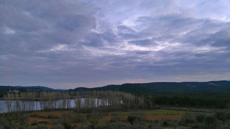 SPAIN España Showcase: December Castellón Jerica Landscape Mountains Clouds Sony Xperia Paisaje Montanas Nubes Regajo EyeEm Best Shots EyeEm Nature Lover