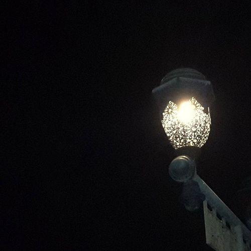 Islamic Lamp Night Lights Mosque JakartaStreet Attin Minimalist