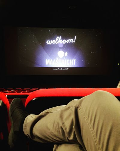 Watching A Movie Watching Relax Relaxing Moments Cinema Movıe Red Welcome Maastricht,NL Pathé Film Industry MOVIE Arts Culture And Entertainment Movie Theater