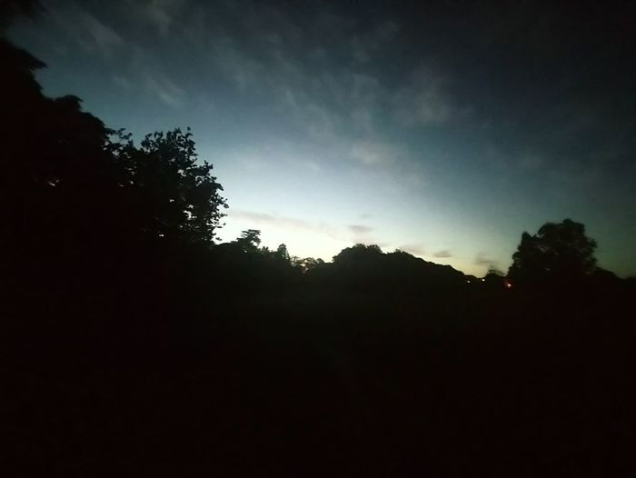 No Filter Night Sky Green Sky No People Nature Backgrounds Outdoors Night Beauty In Nature Sunset Sky Silhouette Summer Sun Moon Moonlight 23mp 4:3 Catton Park Parklife