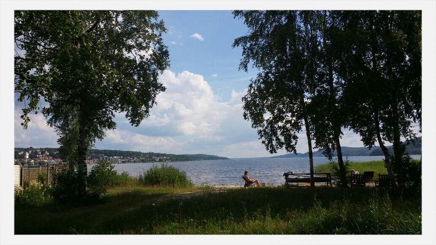 Our one day of summer has arived! Jihaaa ;-) Summer Enjoying Life