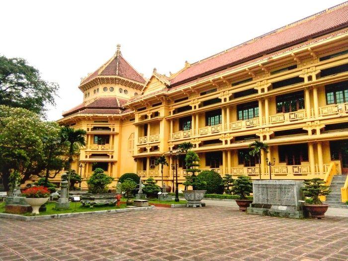 Vietnam History of Vietnam History Architecture History Museum