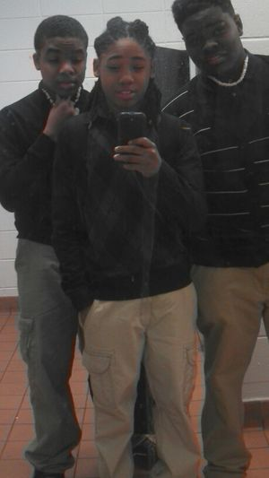 me and my niggas