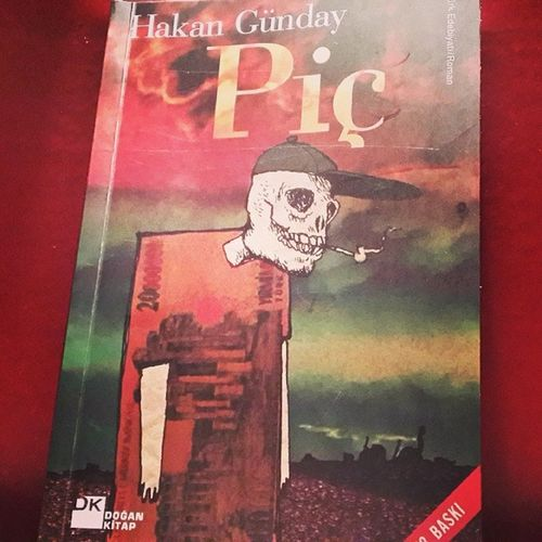 Pic Basterd MyFirst Hakangünday novel book turkish