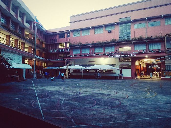Historical Building University Campus Pharmacy MNL First Eyeem Photo