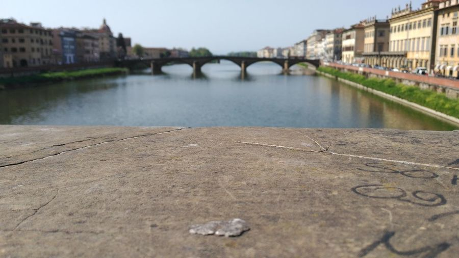 Close-up Bridge Florencia, Italia Florencia Firenze, Italy Firenze Italia Water Blur