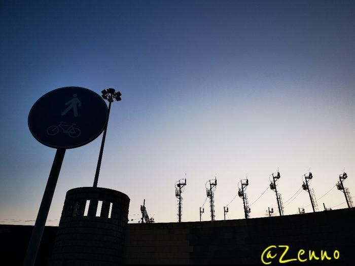 City Clear Sky