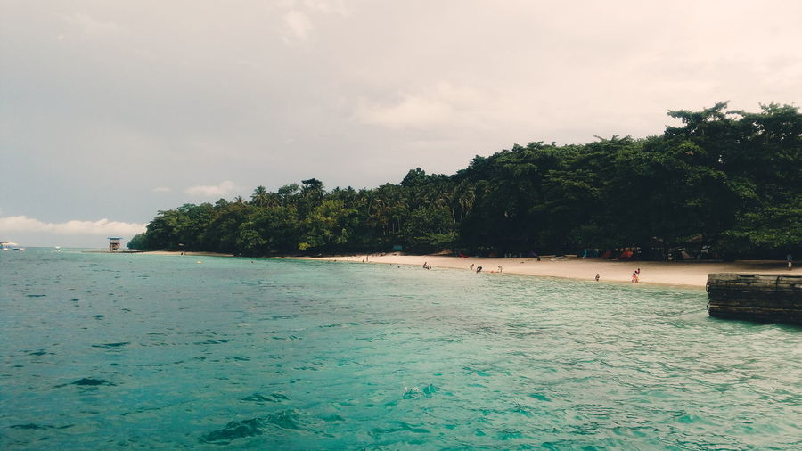 The Great Outdoors - 2017 EyeEm Awards IslaReta Vacation Samal Beach Island