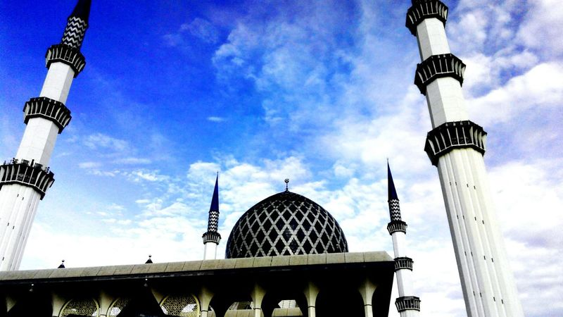 Mosque Shah Alam Mosque Islamic Architecture