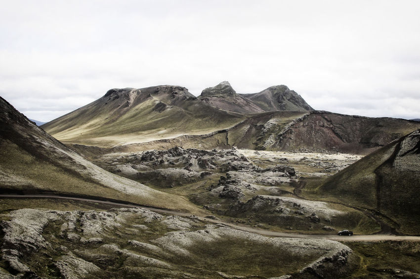 Landmannalaugar, Iceland EyeEm Nature Lover EyeEmNewHere Iceland Landscape_Collection The Week On EyeEm Beauty In Nature Day Eye4photography  Iceland_collection Landmanalaugar Landscape Mountain Mountain Range Nature No People Outdoors Physical Geography Scenics Sky